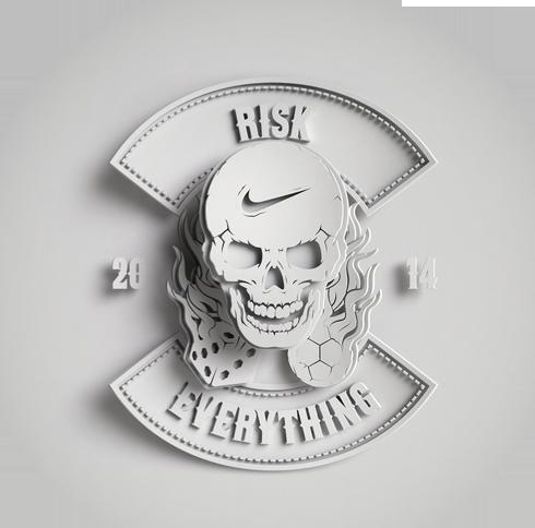 Nike football logo